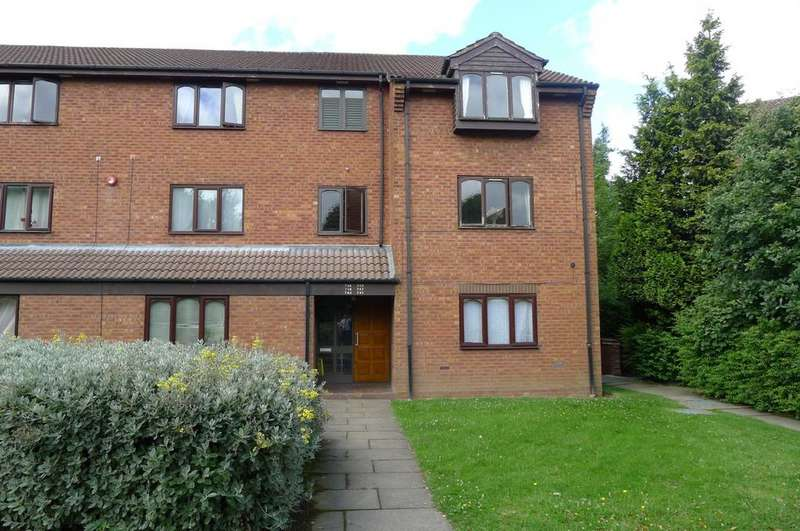 2 Bedrooms Flat for sale in Goldthorn Court, Parkfield Road, Parkfields