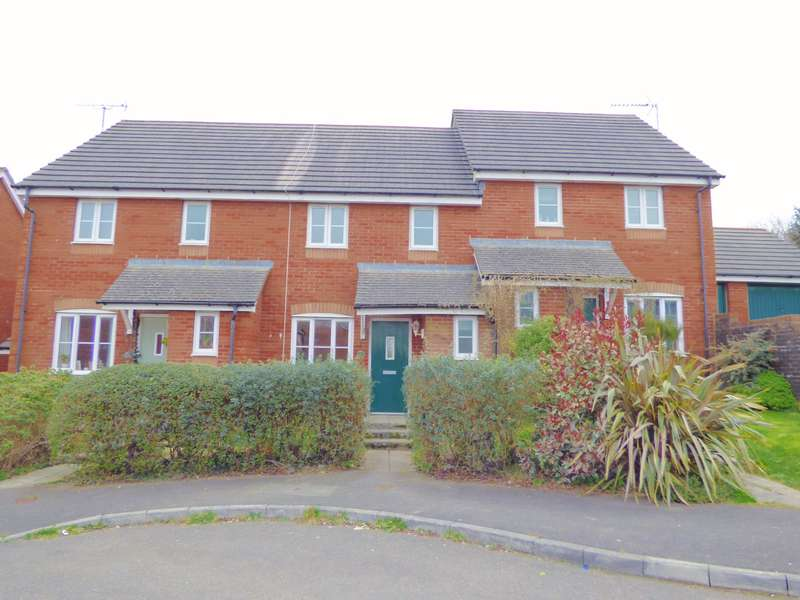 3 Bedrooms Terraced House for sale in Okehampton