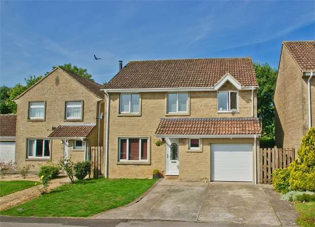 4 Bedrooms Detached House for sale in Doulting, SHEPTON MALLET, Somerset