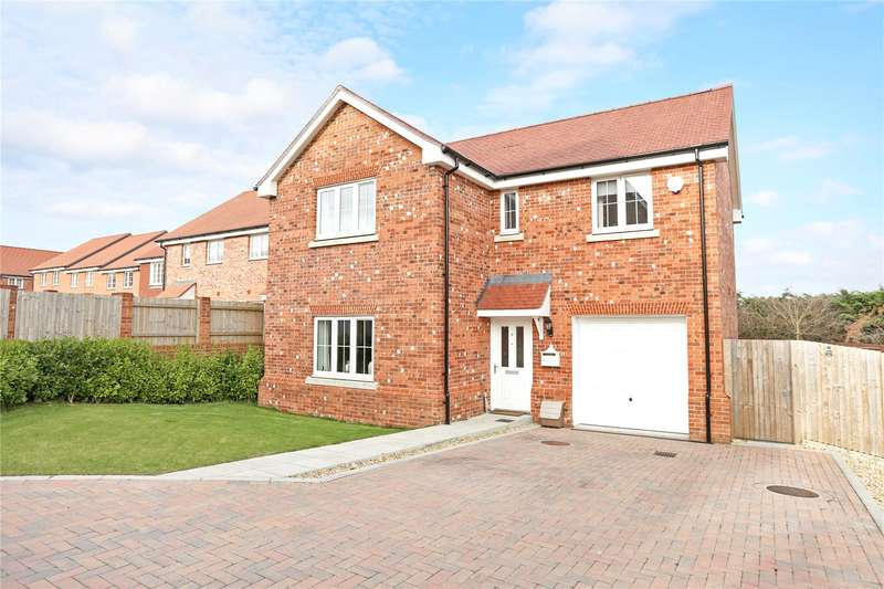4 Bedrooms Detached House for sale in Daisy Close, Four Marks, Alton, Hampshire, GU34