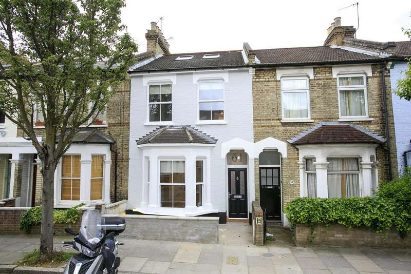 4 Bedrooms Terraced House for sale in Cobbold Road, London, W12