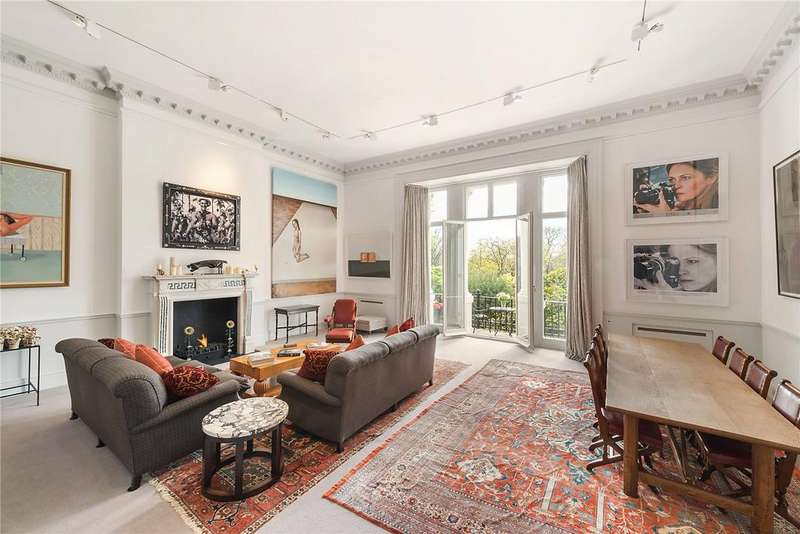 3 Bedrooms Flat for sale in Hyde Park Gardens, London