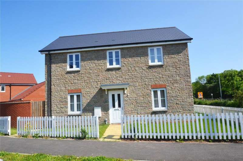 4 Bedrooms Detached House for sale in Ivory Road, North Petherton, Bridgwater, Somerset, TA6