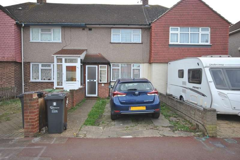 2 Bedrooms Terraced House for sale in Marston Avenue, Dagenham