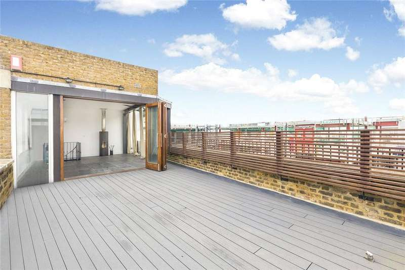 2 Bedrooms Penthouse Flat for sale in Breezers Court, 20 The Highway, Wapping, London, E1W