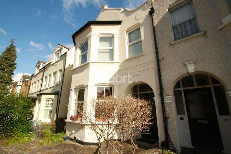 1 Bedroom Flat for sale in Sherwood Park Road, SM1 2SG