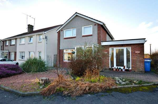 3 Bedrooms Detached House for sale in 74 Whitlees Court, Ardrossan, KA22 7PF
