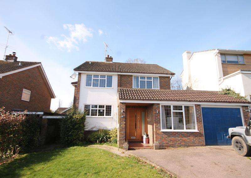 4 Bedrooms Detached House for sale in Savill Road, Lindfield, West Sussex