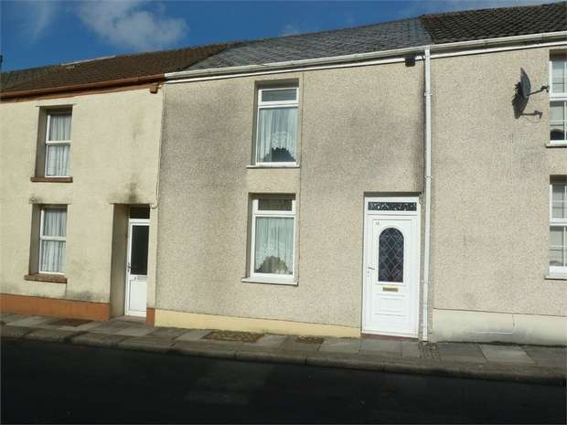 2 Bedrooms Terraced House for sale in High Street, Abergwynfi, Port talbot, West Glamorgan