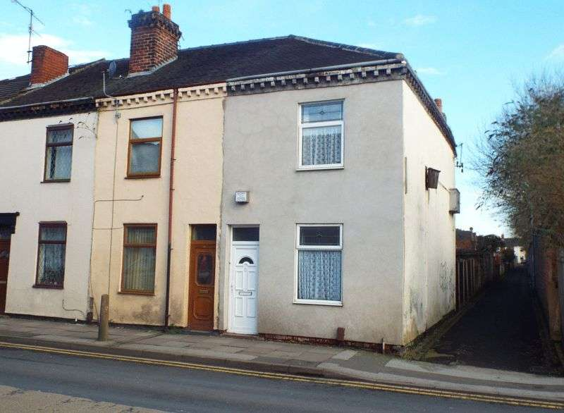 2 Bedrooms Terraced House for sale in Lonsdale Street, Stoke-On-Trent