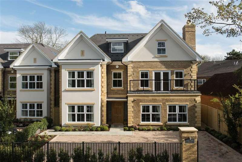5 Bedrooms Detached House for sale in Oakleigh Park North, London