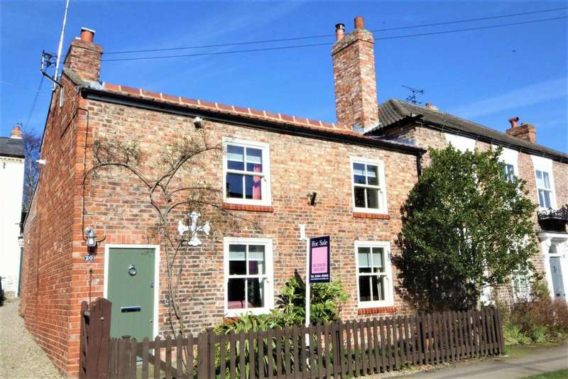 3 Bedrooms Cottage House for sale in York Street, Dunnington, York, YO19