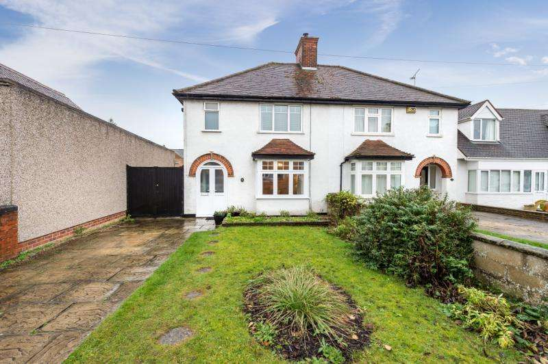 3 Bedrooms Semi Detached House for sale in York Avenue, Headington, Oxford, Oxfordshire