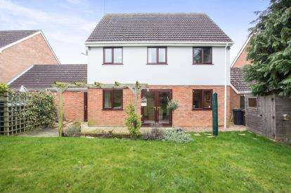 4 Bedrooms Link Detached House for sale in Sporle, King's Lynn