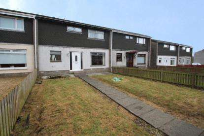 3 Bedrooms Terraced House for sale in Campbell Avenue, Stevenston, North Ayrshire