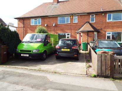 3 Bedrooms Terraced House for sale in Bells Lane, Aspley, Nottingham, Nottinghamshire