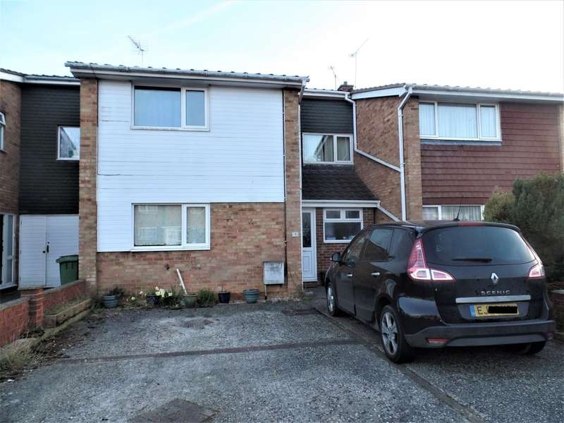 4 Bedrooms Terraced House for sale in Cherry Tree Rise, Witham