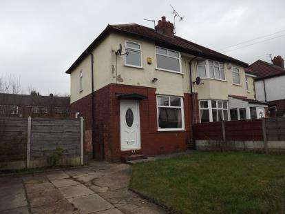 2 Bedrooms Semi Detached House for sale in Manor Road, Stockport, Greater Manchester