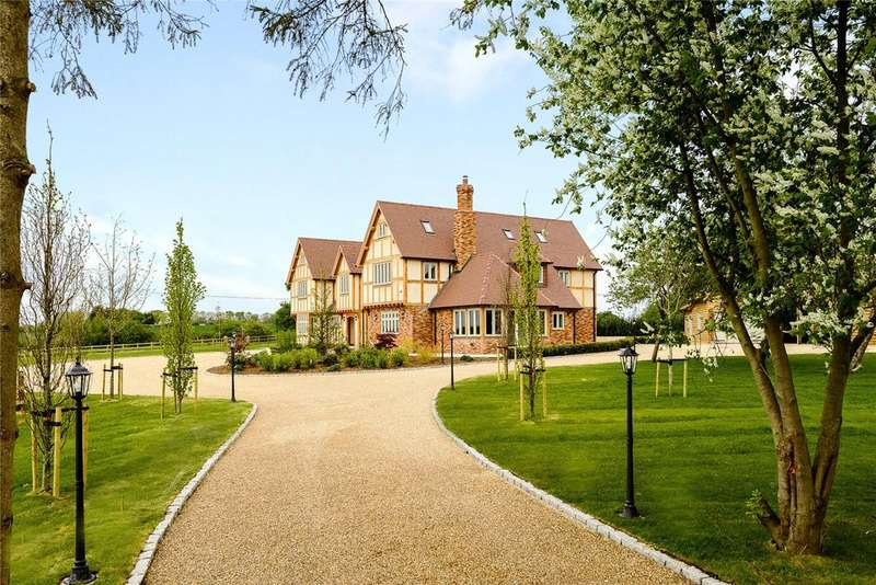 7 Bedrooms Detached House for sale in Drift Road, Winkfield, Berkshire, SL4