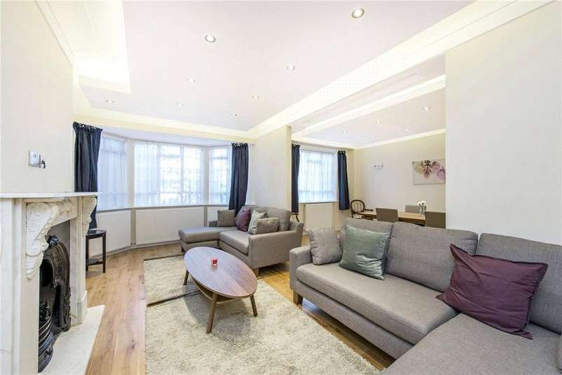 3 Bedrooms Apartment Flat for sale in Albion Gate, Hyde Park Place, London, W2