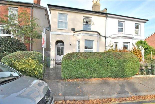 3 Bedrooms Semi Detached House for sale in Naunton Lane, CHELTENHAM, Gloucestershire, GL53 7BG