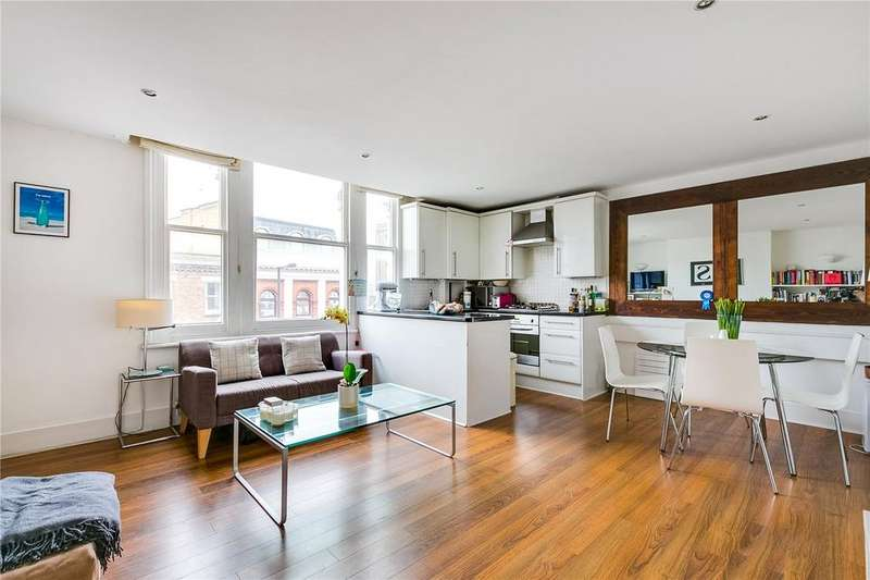 1 Bedroom Flat for sale in New Kings Road, Fulham, London