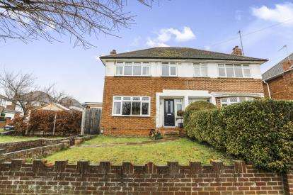 3 Bedrooms Semi Detached House for sale in Longmead, Letchworth Garden City, Hertfordshire, England