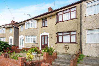 3 Bedrooms Terraced House for sale in Teewell Avenue, Staple Hill, Bristol, Gloucestershire