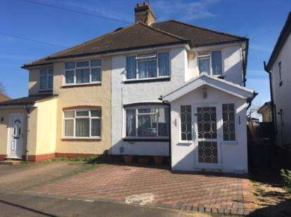 3 Bedrooms Semi Detached House for sale in Atherstone Road, Luton, Bedfordshire