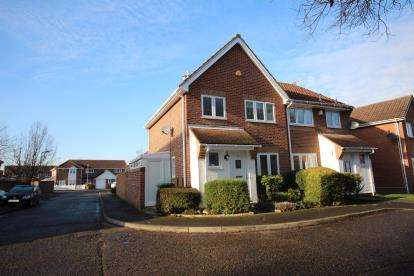 3 Bedrooms Semi Detached House for sale in Langdon Hills, Basildon, Essex