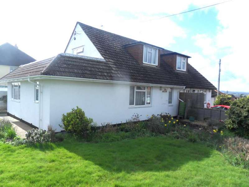 3 Bedrooms Semi Detached House for sale in Littlemead Lane, Exmouth