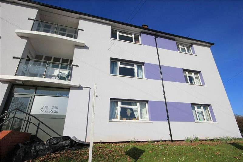 2 Bedrooms Apartment Flat for sale in Ross Road, Hereford, HR2