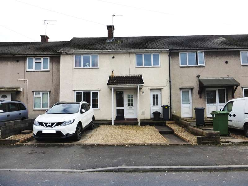 3 Bedrooms Terraced House for sale in Arlington Crescent, Llanrumney, Cardiff