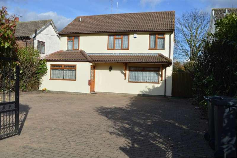 5 Bedrooms Detached House for sale in Main Road,Sutton at Hone,Kent