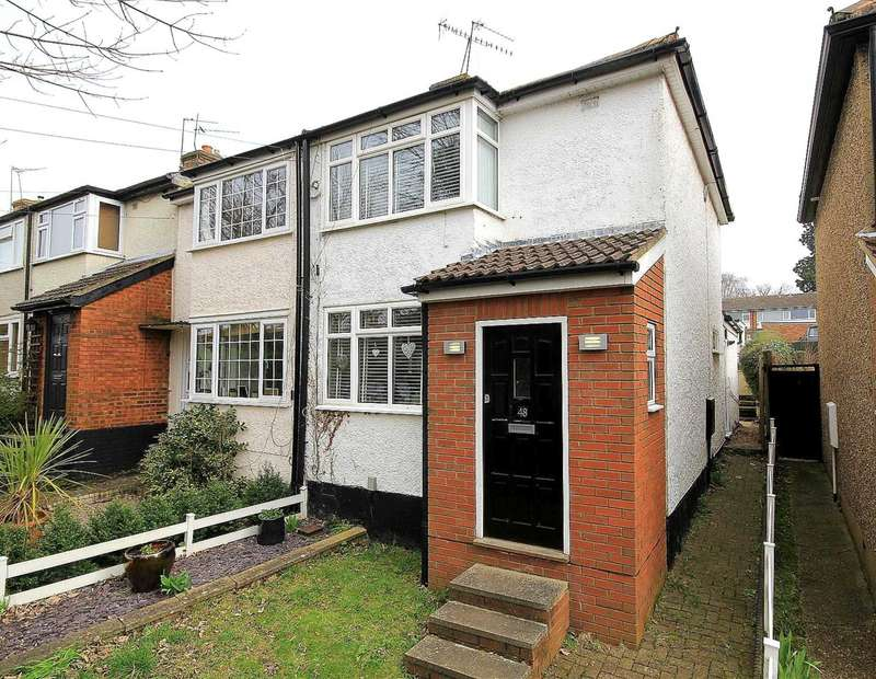 3 Bedrooms End Of Terrace House for sale in 3 BED EOT HOME IN BOXMOOR WITH ANNEX AND PARKING IN Sunnyhill Road, HP1