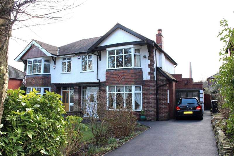 3 Bedrooms Semi Detached House for sale in Smithills Dean Road, Smithills