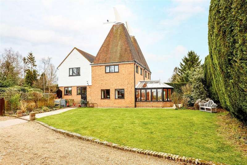 5 Bedrooms Unique Property for sale in Golford Road, Cranbrook, Kent, TN17