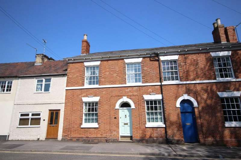 3 Bedrooms Town House for sale in Upper Church Street, Ashby-de-la-Zouch