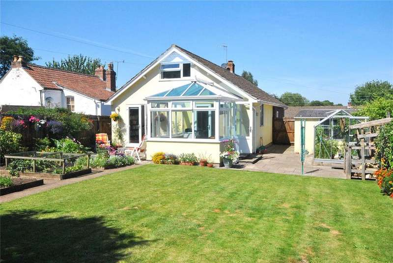2 Bedrooms Detached Bungalow for sale in Greenhill Road, Sandford, North Somerset, BS25