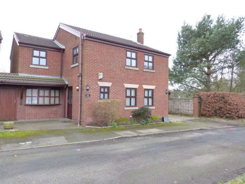 4 Bedrooms House for sale in Briars Lane, Lathom, L40