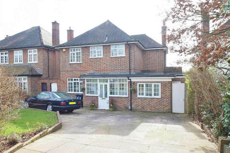 4 Bedrooms Detached House for sale in Kenwood Drive, Beckenham, Kent