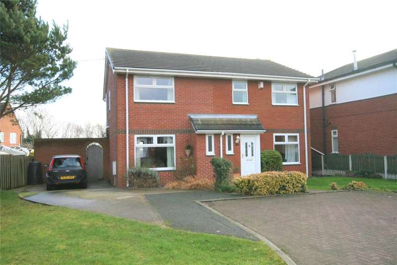 5 Bedrooms Detached House for sale in Firbank, Elton, Chester, CH2