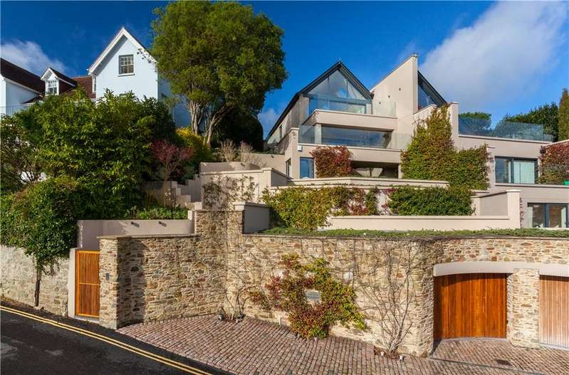 6 Bedrooms Semi Detached House for sale in Allenhayes Road, Salcombe, TQ8