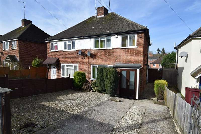 3 Bedrooms Semi Detached House for sale in Rodway Road, Tilehurst, Reading