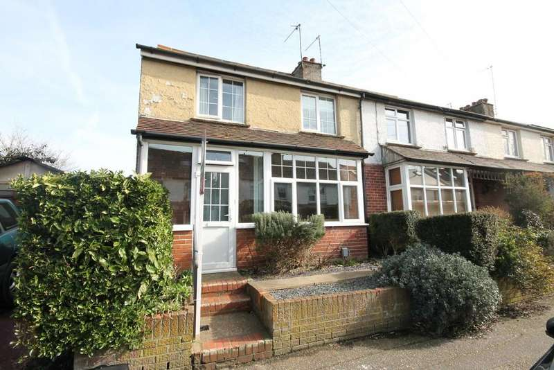 3 Bedrooms End Of Terrace House for sale in Victoria Road, Shoreham-by-Sea, BN43 5LA