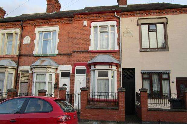 3 Bedrooms Terraced House for sale in Newport Street, Leicester, LE3