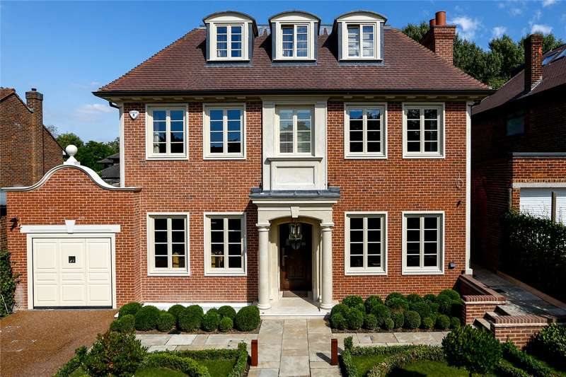 6 Bedrooms Detached House for sale in Lambourne Avenue, Wimbledon Village, SW19