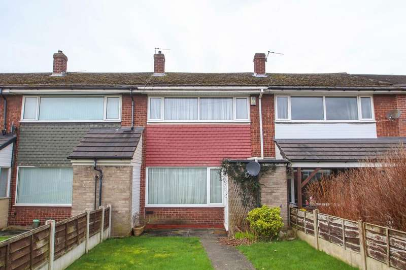 2 Bedrooms Terraced House for sale in Field Walk, Partington, Manchester, M31