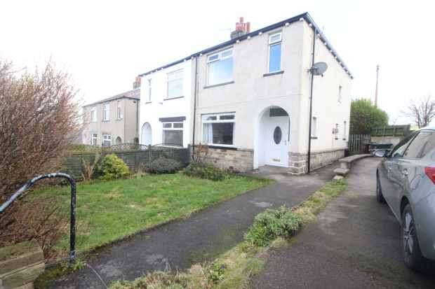 3 Bedrooms Semi Detached House for sale in Oakworth Road, Keighley, West Yorkshire, BD21 1RL
