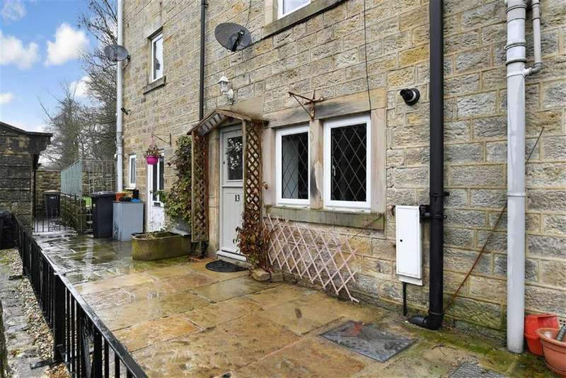 3 Bedrooms Terraced House for sale in High Row, Summerbridge, North Yorkshire